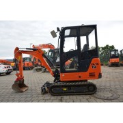 Mini Excavator Hitachi ZX 19-5A CR - 2017 - 137h