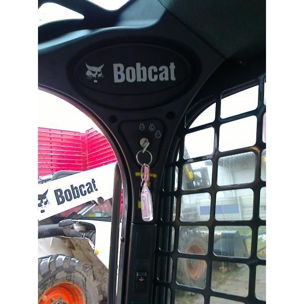 Compact Loader Bobcat S450 - 2019 - 5h