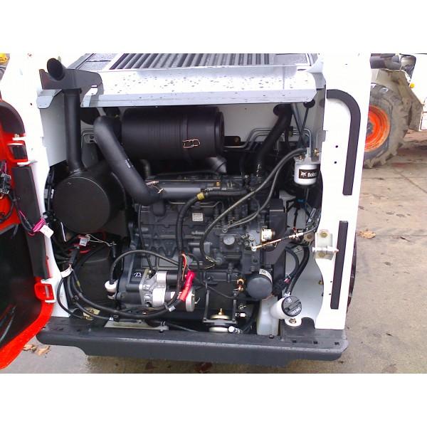 Compact Loader Bobcat S450 - 2019 - 3h