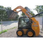 Compact Loader Case SR 160 - 2015 - 17h