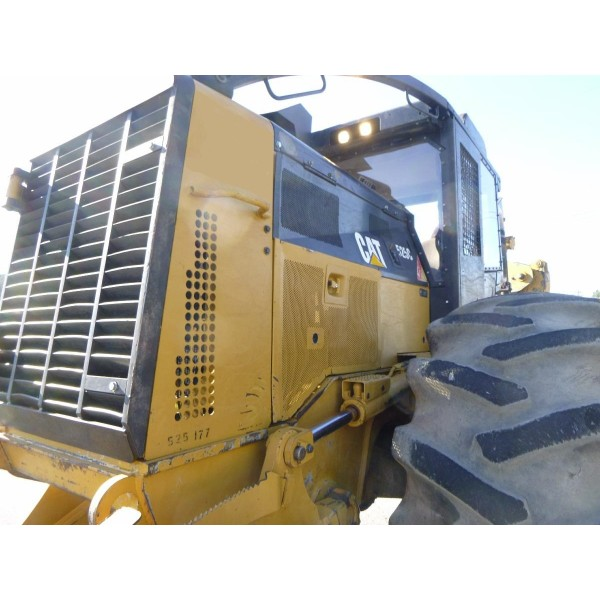 Wheel Skidder Caterpillar 525C - 2013 - 10 037h
