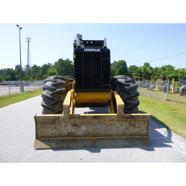 Wheel Skidder Caterpillar 525C - 2013 - 8 790h