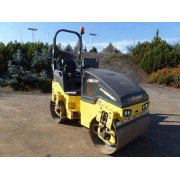 Tandem vibratory roller Bomag BW 120 AD-5 - 2015 - 1.438h