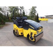 Tandem vibratory roller Bomag BW 120 AD-5 - 2016 - 260h