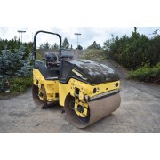 Tandem vibratory roller Bomag BW 138 AD-5 - 2013 - 1.417h