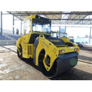Tandem vibratory roller Bomag BW 161 AD-4 - 2013 - 2.570h