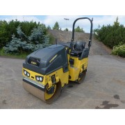 Tandem vibratory roller Bomag BW 80 AD-5 - 2016 - 217h