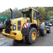 Wheel Loader Volvo L 90G - 2012 - 8.470h