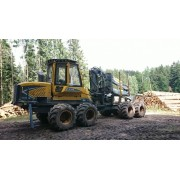 Forwarder EcoLog 574E - 2017 - 2.220h