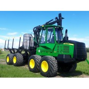 Forwarder John Deere 1110G - 2016 - 1.827h