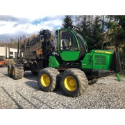 Forwarder John Deere 1510E - 2013 - 10.717h