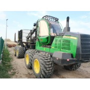 Forwarder John Deere 1510G - 2017 - 4.240h