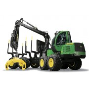 Forwarder John Deere 1510G - 2019 - 5h