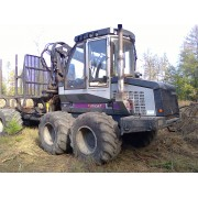 Forwarder LogSet 5F - 2010 - 19.187h