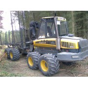 Forwarder Ponsse Buffalo - 2010 - 17.270h