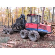 Forwarder Valmet 860.1 - 2002 - 20.000h