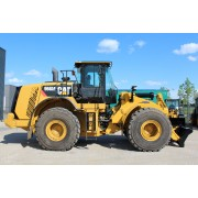 Wheel loader Caterpillar 966M - 2015 - 3.170h
