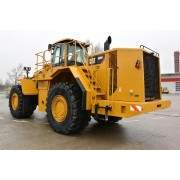 Wheel loader Caterpillar 988H - 2013 - 4.057h