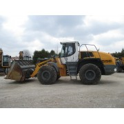 Wheel loader Liebherr L 556 - 2014 - 4.377h