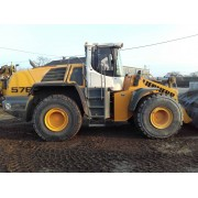 Wheel loader Liebherr L 576 - 2012 - 8.750h