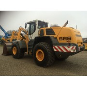 Wheel loader Liebherr L566 2plus2 - 2010 - 4.527h