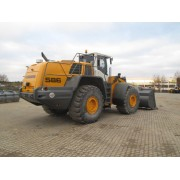 Wheel loader Liebherr L586 - 2013 - 6.470h