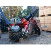Harvester Head LogMax 6000B - 2011 - 8.000h
