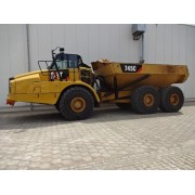 Articulated Dump Truck Caterpillar 745C - 2015 - 8.830h