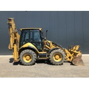 Backhoe Loader Caterpillar 444F - 2013 - 5.544h