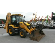 Backhoe Loader JCB 3CX - 2008 - 1.827h