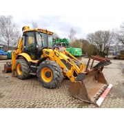 Backhoe Loader JCB 4CX - 2008 - 8.000h