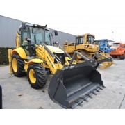 Backhoe Loader New Holland B110B TC - 2015 - 7h
