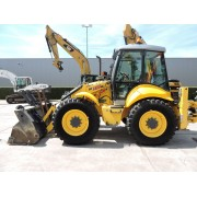 Backhoe Loader New Holland B115B - 2015 - 927h