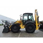 Backhoe Loader New Holland B115B - 2018 - 3h