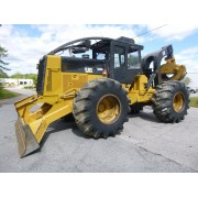 Wheel Skidder Caterpillar 525C - 2014 - 6.370h