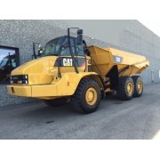 Articulated Dump Truck Caterpillar 730 - 2013 - 2.737h