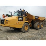 Articulated Dump Truck Caterpillar 730C2 - 537h