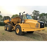 Articulated Dump Truck Caterpillar 745C - 2017 - 470h