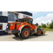 Wheel Loader Doosan DL 420-5 - 2015 - 1.970h
