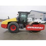 Single Drum Soil Compactor Dynapac CA3500D - 2011 - 190h