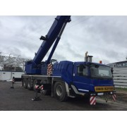 All-terrain mobile crane Grove GMK 5130-2 - 2014 - 2.150h