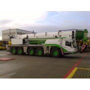 All-terrain mobile crane Grove GMK 5250L - 2017 - 17h