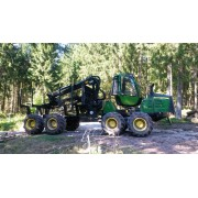 Forwarder John Deere 1510E IT4 8W - 2016 - 127h