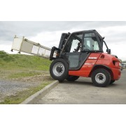 Semi industrial IC Forklift Manitou MSI 30T - 2013 - 2.837h