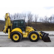 Backhoe Loader New Holland B 115 B - 2008 - 4.970h
