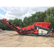 Tracked Mobile Heavy Duty Screen Sandvik QE241 - 2016 - 375h