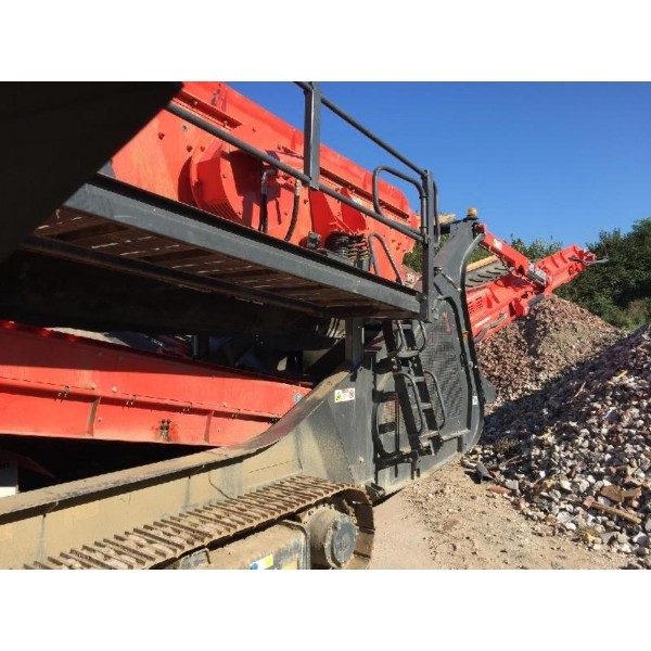 Tracked Mobile Heavy Duty Screen Sandvik QE341 - 2014 - 590h