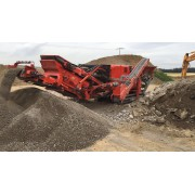 Impact Crusher Terex Finlay l-100 RS - 2014 - 827h