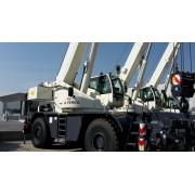 Rough Terrain Crane Terex Quadstar RT 1075L - 2018 - 7h