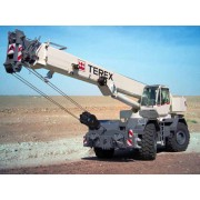 Rough Terrain Crane Terex RT45L - 2017 - 7h